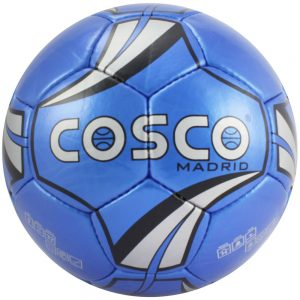 Cosco Madrid Football Size 5 Soccer Ball