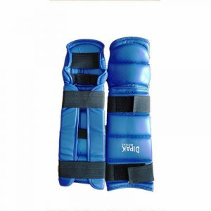 Best Quality Dipak Supreme Shin Pads Guard, All Cotton, Cotton Padded. Dipak Supreme Shin Pads Guard Highest Quality Karate Pad Online Buy.