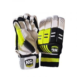 Best Quality Kay Gee Cricket County Batting Gloves, All Cotton, Cotton Padded. KG Select (RII) Highest Quality Original Batting Gloves