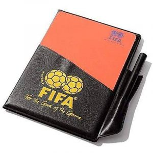 Best Quality Football and Handball Referee Cards. Referee Card other Football Equipment for sale in sri lanka, Referee Cards Best Price