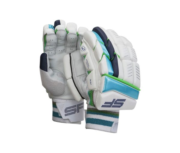 Best Quality StanFord Cricket County Batting Gloves, All Cotton, Cotton Padded. SF Hero Highest Quality Original Batting Gloves