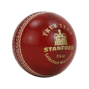 Best Quality Stanford Club Cricket Leather Ball Alum Tanned, SF True Test Cricket Leather Ball, Stanford Cricket Leather Ball Highest Quality.
