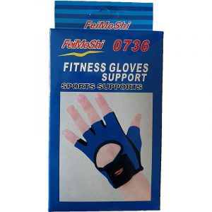 Feimoshi Elastic Fitness Glove Supports to Protect Your Wrist , Can effectively protect the Fitness Glove from sports injury.
