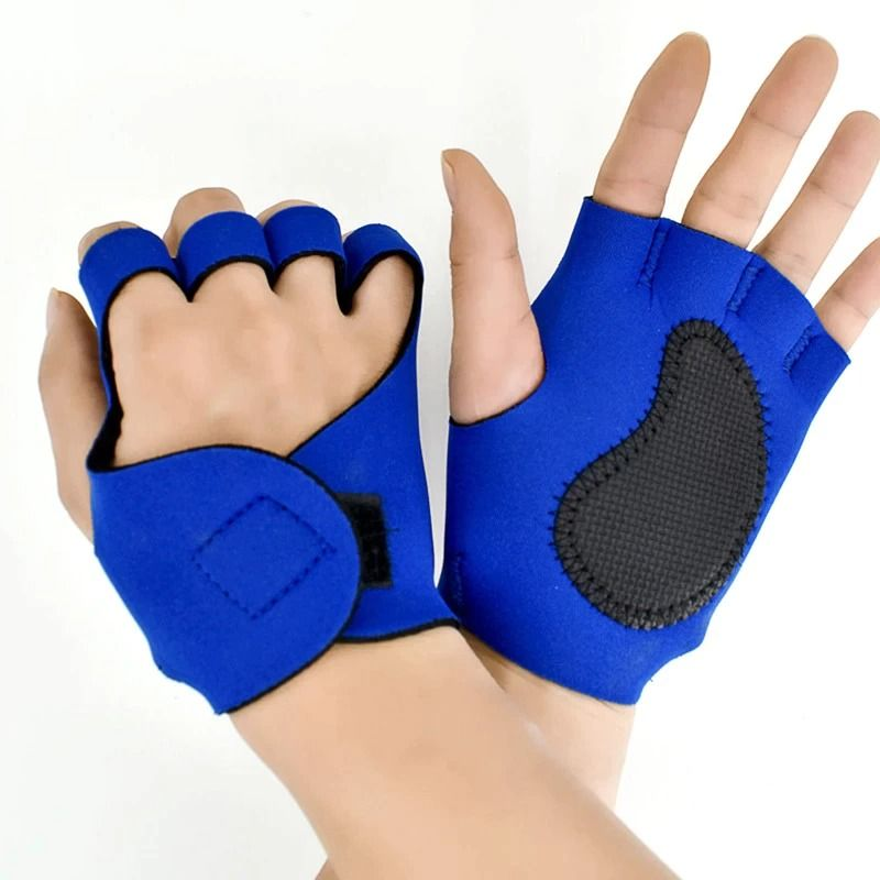 JULONG Elastic Fitness Glove Supports to Protect Your Wrist , Can effectively protect the Fitness Glove from sports injury.