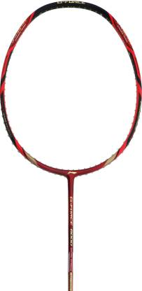 Li-Ning G-Force 8000 Extra Strong (Red/ Black) Badminton Racket is the latest creation by Li-Ning. 100% Original Li-Ning Badminton Racket.