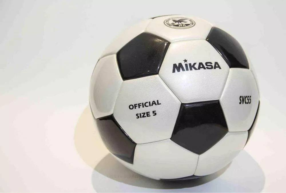 Mikasa Entry Level Football made with Imported PVC, Machine Stitched, Soft Touch and available in Vibrant Colors and Designs.