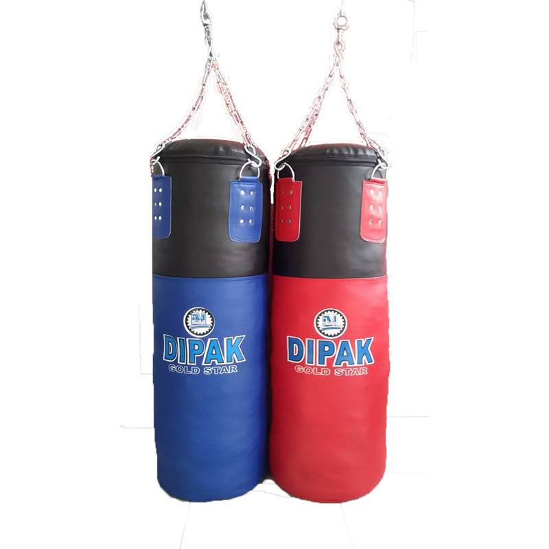 Leather Punching Bags Dipak Gold Star
