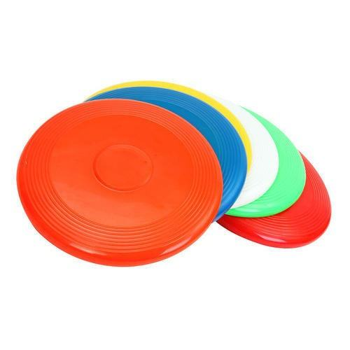 Good Quality Plastic Flying Disk can be used indoors and outdoors, Perfect for team games and group activities.