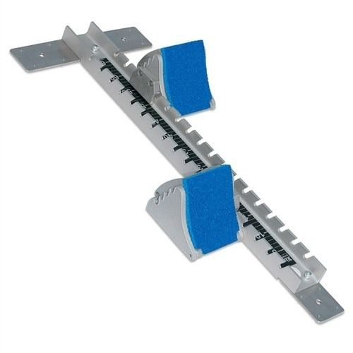 Starting Block TRACK AND FIELD high intensity workouts, Aluminum Starting Block Sports Item Best Price in SL