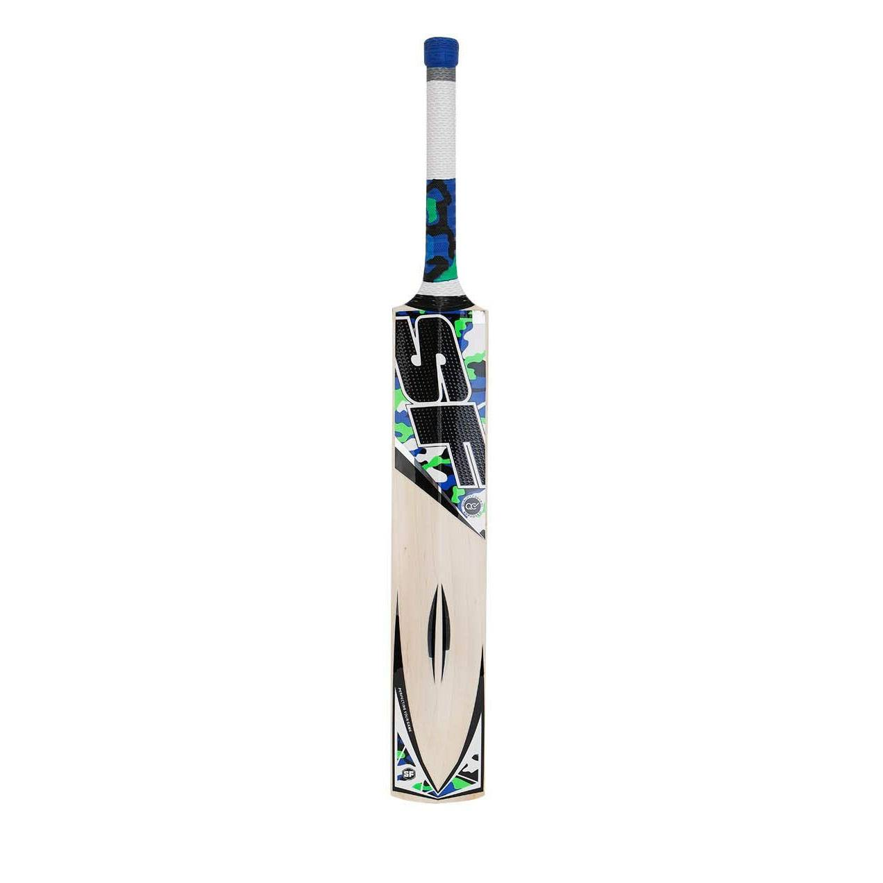 SF Bat is Best Quality 100% Original Leather Cricket Bat. Made up of Good Quality Wood to Play with Leather Cricket ball. Buy Online SF Bat