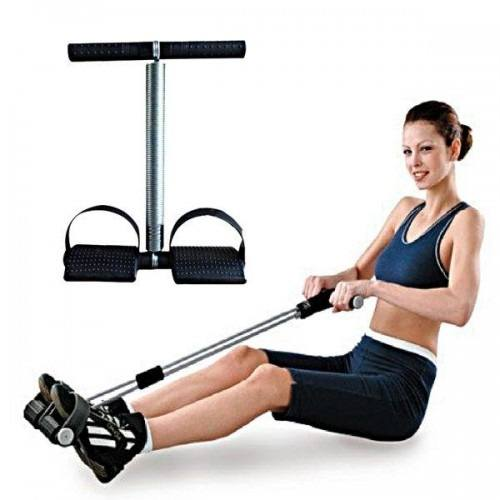 Foot Operated Portable and light weight, can be used anywhere anytime. Flattens tummy in just minutes a day Firms chests and arms