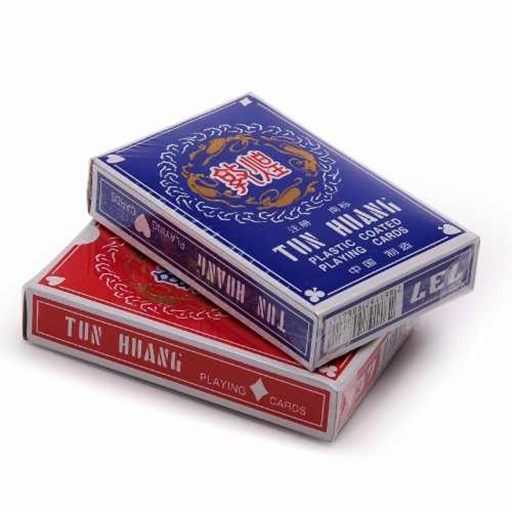 Plastic Coated Tun Huang Card Pack - Quality Kids & Adults Playing Cards Pack Itesms Online Buy in SL. island wide delivery